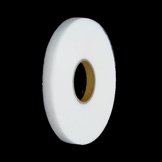 Термоклеевая паутинка белая 10мм - фото 4500