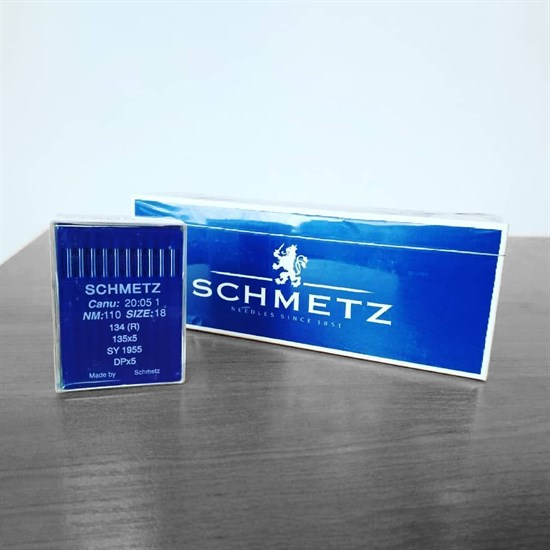 Иглы Schmetz - фото 4512