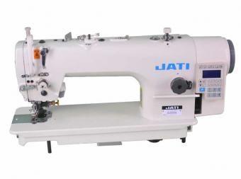 ПРЯМОСТРОЧНАЯ МАШИНА С ПОДРЕЗКОЙ КРАЯ JATI JT-7903F-D4 - фото 5023