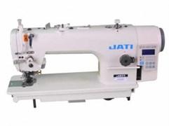 ПРЯМОСТРОЧНАЯ МАШИНА С ПОДРЕЗКОЙ КРАЯ JATI JT-7903F-D4